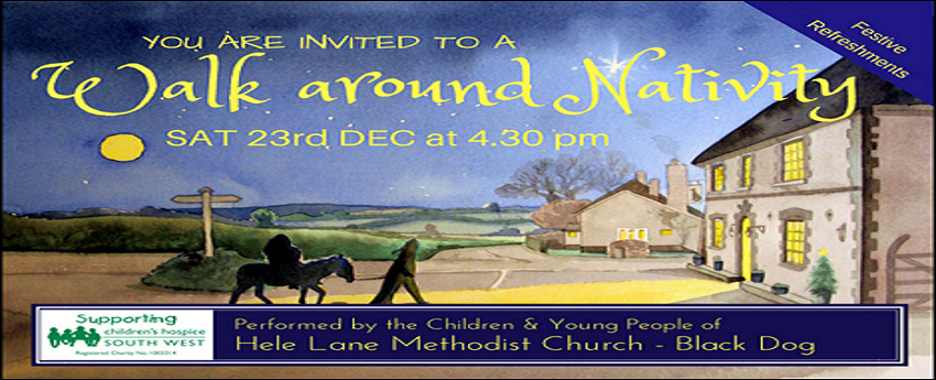 Walk Around Nativity